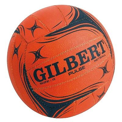 NEW Gilbert Pulse Netball Size 5   from Rebel Sport
