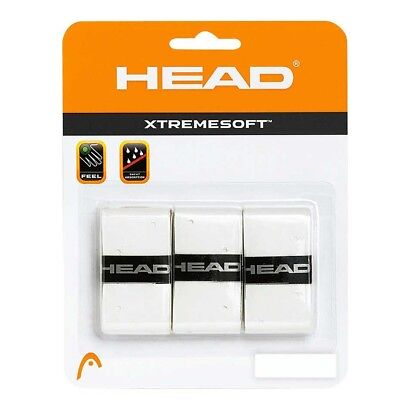 NEW Head Xtremesoft Tennis Racquet Over Grip   from Rebel Sport