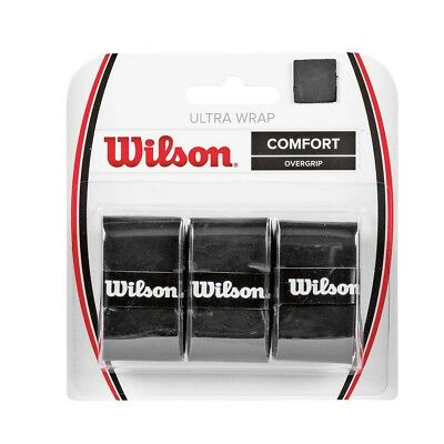 NEW Wilson Ultra Wrap Tennis Overgrip   from Rebel Sport