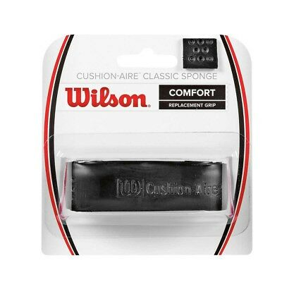 NEW Wilson Cushion Aire Classic Sponge Grip   from Rebel Sport