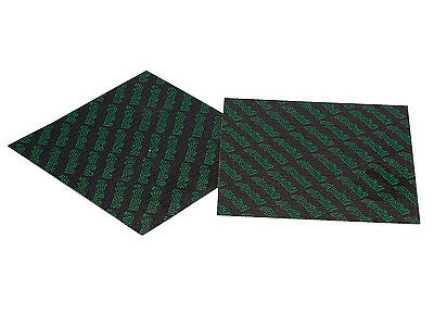 carbon fiber reed sheets Polini 0,35mm 110x100mm - universal (green)