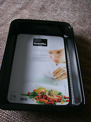 Roasting Dish Pan Deep Tray Non Stick  Baking Cooking For Meat Chicken Lasagne