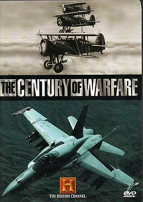 The Century of Warfare Vol. 7 by History Channel (DVD, 2003) BRAND NEW SEALED