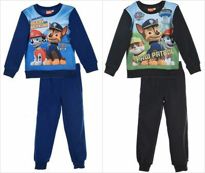 Paw Patrol Jogging Set Tracksuit Jumper Sweater Top Clothing Set Outfit 2-6Y