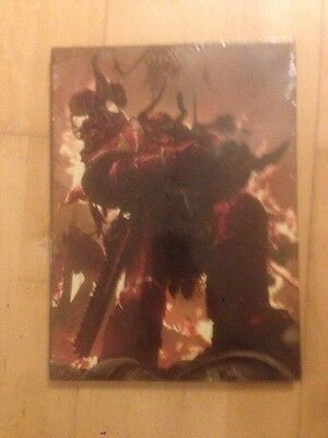 Chaos Space Marine - Crimson Slaughter Codex Sup. Warhammer 40k