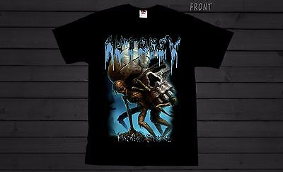 AUTOPSY-Macabre Eternal-American death metal band,  T_shirt- sizes: S to 6XL