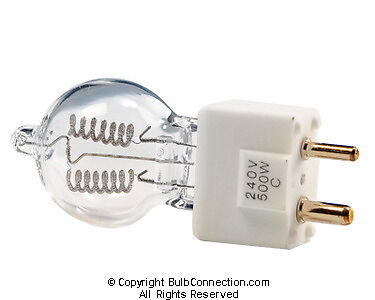 NEW Ushio JCD240V-500WC 1000914 240V 500W Bulb