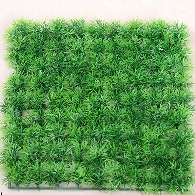 New Synthetic Turf Artificial Lawn Fake Grass Garden Landscape Ornament 25*25cm