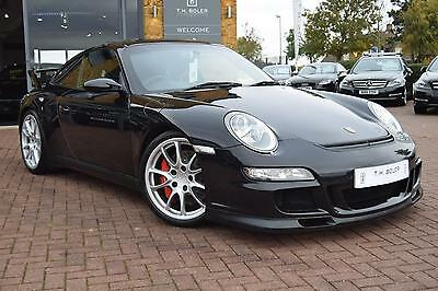 2007 Porsche 911 GT3 Petrol black Manual
