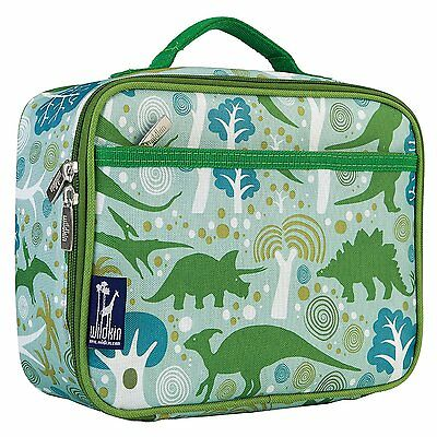 Wildkin Dinomite Dinosaurs Lunch Box WLK-33313