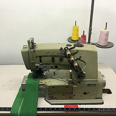 Industrial Sewing Machine Union special 34700 two needle caverstitch