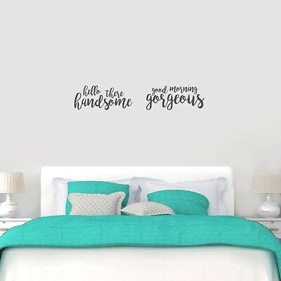 Handsome Gorgeous Wall Decals Wall Stickers