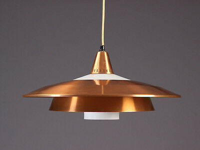 Danish ceiling lamp - suspension danoise - Fog and Morup - vintage design