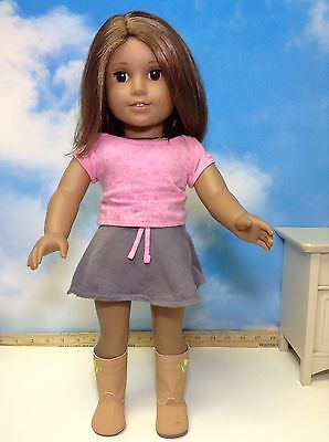 American Girl /Pleasant Company DollBrown Hair & Eyes (A )