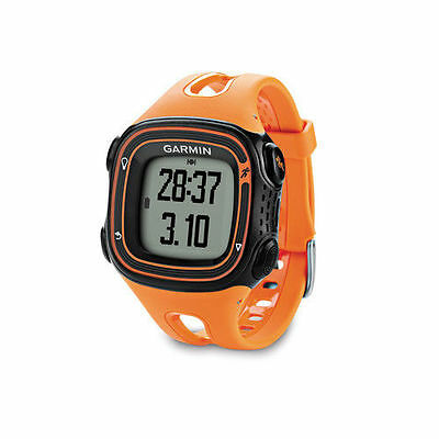 Garmin Forerunner 10 GPS Fitness Watch Black/Red 010-01039-00 **1 YR WARRANTY**