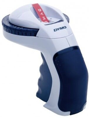 Dymo S0717930 Omega Home Embossing Label Maker - Tape Blue Brother