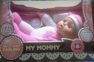 My Mommy: Hello Baby Darling Doll