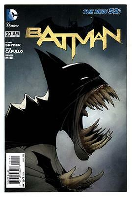 Batman #27 1st Printing 2014 DC Comics New 52 Scott Snyder & Capullo Cover 113