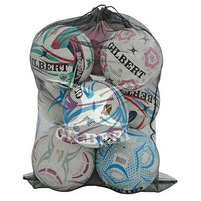 NEW Gilbert Mesh Ball Bag   from Rebel Sport