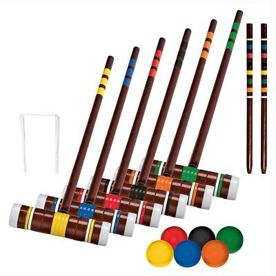 NEW Franklin Croquet Set   from Rebel Sport