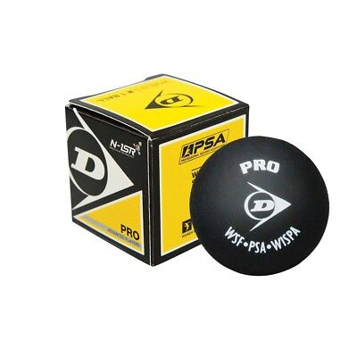 NEW Dunlop Revelation Pro Double Yellow Dot Squash Ball from Rebel Sport