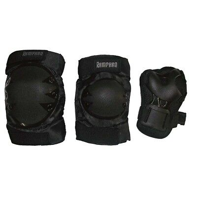 NEW Rampage Inline 3 Pack Protection Kit   from Rebel Sport
