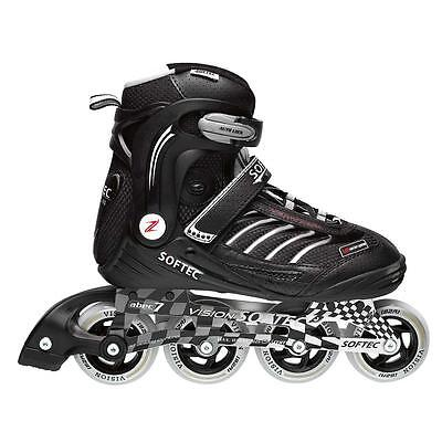 NEW Blade X Softec Vision Inline Skates from Rebel Sport