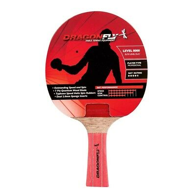 NEW Dragonfly Pro 8000 Table Tennis Bat   from Rebel Sport
