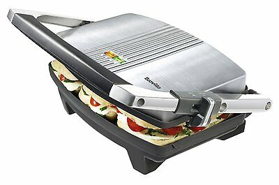Breville VST025 Sandwich Press Panini Toasted Toastie Maker Machine