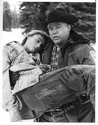 TRACY POLLAN, JOE DON BAKER Terrific ORIGINAL TV Photo INNOCENT PREY