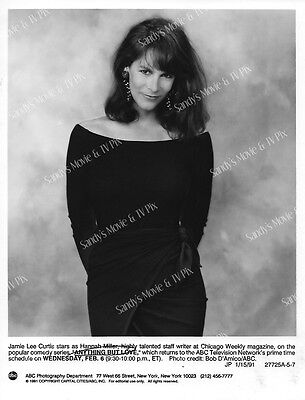 JAMIE LEE CURTIS Terrific ORIGINAL TV Photo ANYTHING BUT LOVE