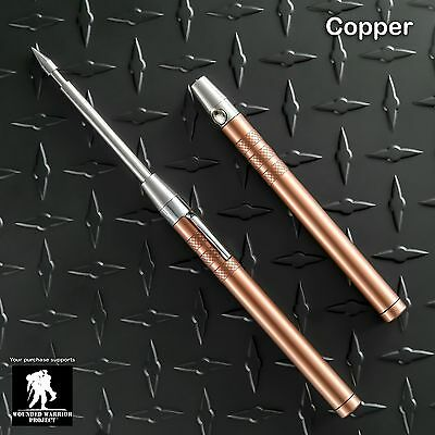 Guard Father Spike OTF Automatic Icepick Copper