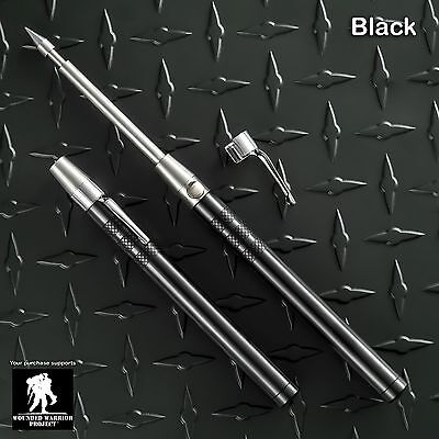 Guard Father Spike OTF Automatic Icepick Black