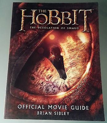 The Hobbit: The Desolation of Smaug Official Movie Guide Libro in Inglese