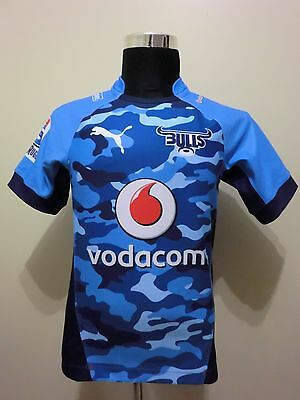 Bulls Rugby Jersey South Africa Shirt Mens 2014 Puma New ALL SIZES Home Official