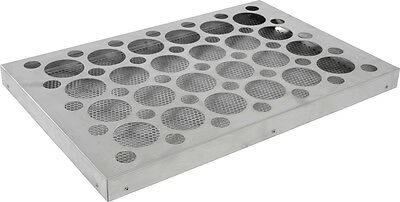 Aluminium Muffin / Cupcake Baking Tray 60 x 40 cm For 24 Muffins / Cupcakes