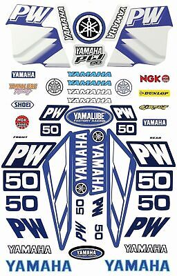 STICKER KIT for PW50 PEEWEE 2001 2002 2003 2004 2005 2006 2007 2008 2009 2010