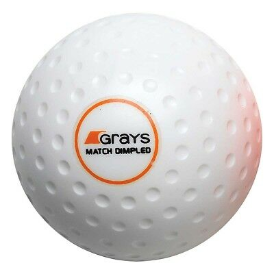 NEW Grays Match Crater Hockey Ball   from Rebel Sport