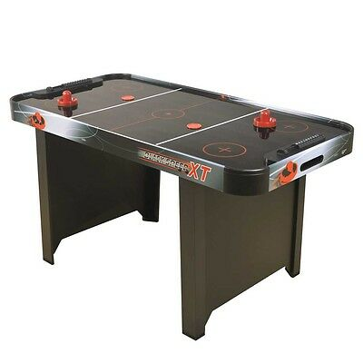 NEW Carromco Black Speed XT Air Hockey Table from Rebel Sport