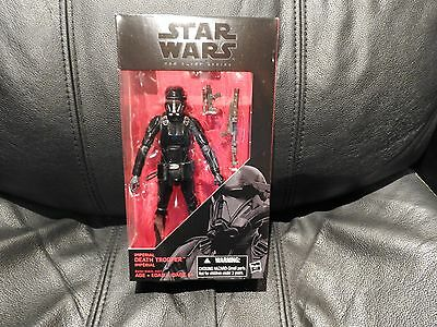 Star Wars Rogue One - Black Series 6-Inch - Imperial Death Trooper - Figure