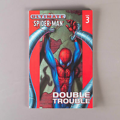 Ultimate Spider-Man Vol. 3 TPB, 1st Edition, Marvel Comics, VF 2nd print