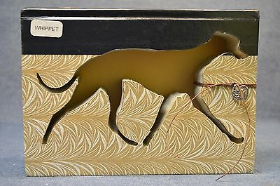 Whippet Upcycled Book - 002