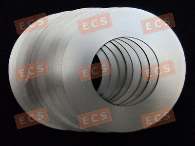 Bucket Shim Pack for Excavators & Diggers (4x1mm, 2x2mm & 2x3mm)