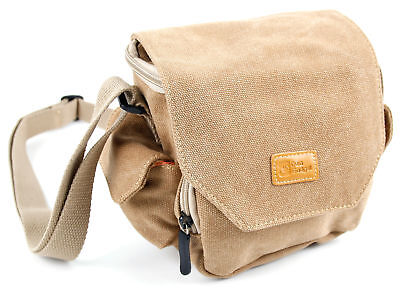 Canvas Carry Bag for Bushnell Powerview 10x25 Jumelle