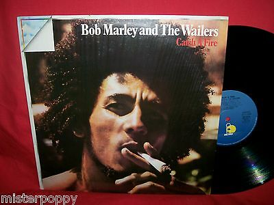 BOB MARLEY and THE WAILERS Catch a fire 1973 ITALY MINT-