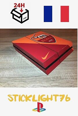 skin stickers as roma console ps4