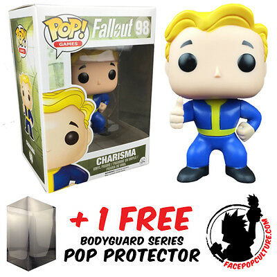 Fallout Vault Boy Gold Pop Vinyl Figure Loot