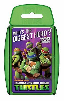 Top Trumps Teenage Mutant Ninja Turtles Specials