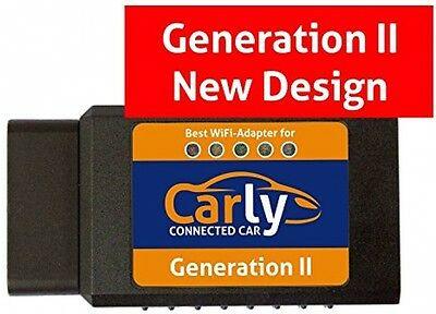 New Original Carly for BMW WIFI OD2 Adapter - Best BMW App on iPhone and iPad