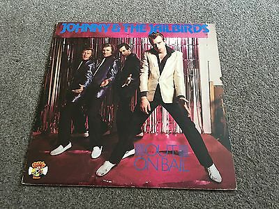 Johnny & The Jailbirds - Out On Bail - 1980 Lp - Lots More Rockabilly In My Shop